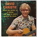 DAVID CHRISTIE - Trois Jours De Liberté +3 - 45T (EP 4 titres)