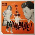 IKE & TINA TURNER - Dynamite! (soul) - 33T