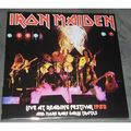 IRON MAIDEN - Live At reading Festival 1980 And More Rare Early Tracks (lp) - LP