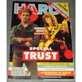 TRUST - Hard Rock Spécial Trust (Magazine) 47 pages + 2 Posters Original 1988 -France - Magazine