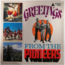 THE PIONEERS - Greetings From The Pioneers (rocksteady) - LP