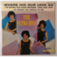 SUPREMES - Where Did Our Love Go 63 (motown) - 7inch (EP)