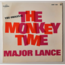 MAJOR LANCE - The Monkey Time +3 (soul) - 7inch (EP)