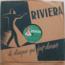 MICHEL LEGRAND ET SON ORCHESTRE DE DANSE - Ah les femmes / Riviera stomp - 78T