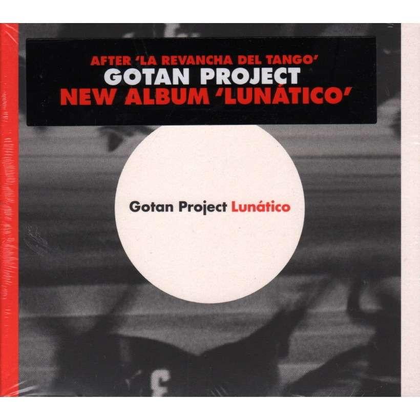 Gotan Project Lunático