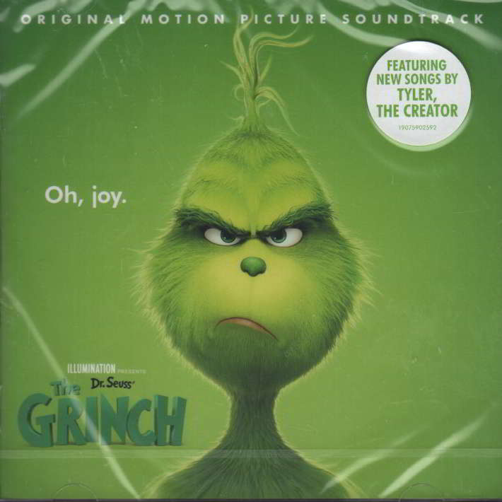 divers (various artists) The grinch