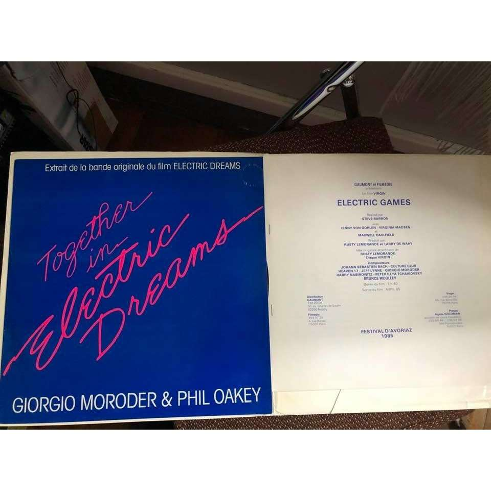Giorgio Moroder & Phil Oakey* Together In Electric Dreams