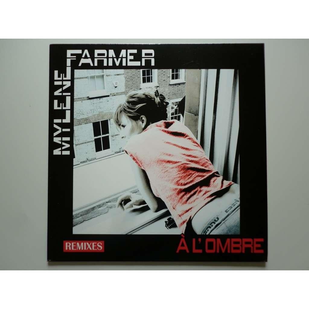 Mylene Farmer A L'Ombre