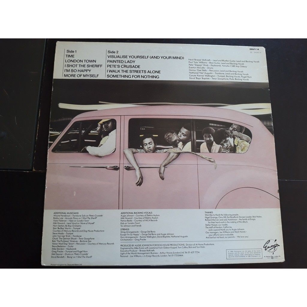 Light Of The World - Round Trip (LP, Album) Light Of The World - Round Trip (LP, Album)1980