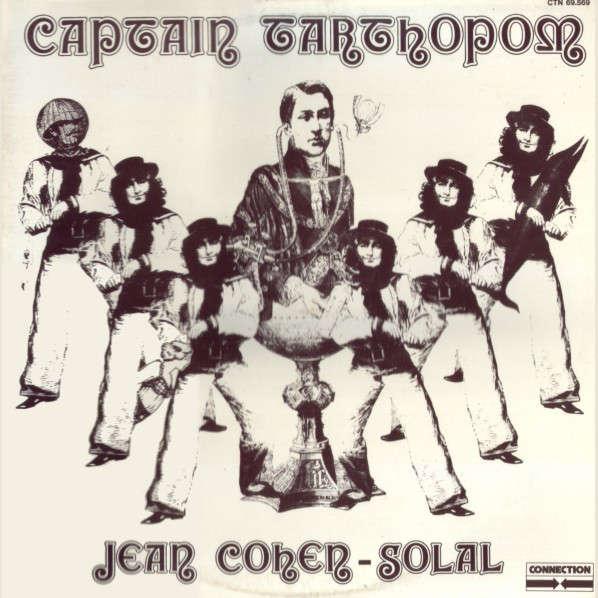 Jean Cohen Solal Captain Tarthopom - intime panique