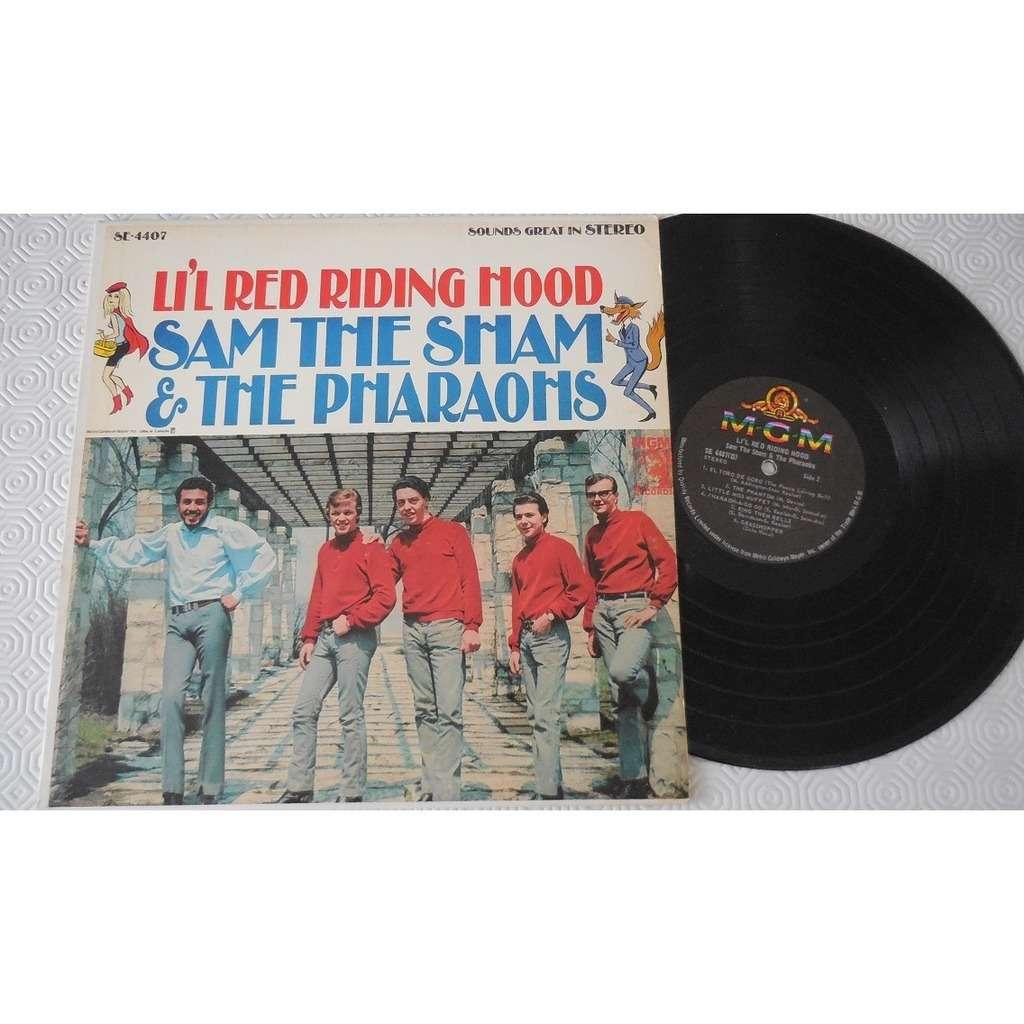 sam the sham and the pharaohs Li'l Red Riding Hood USA