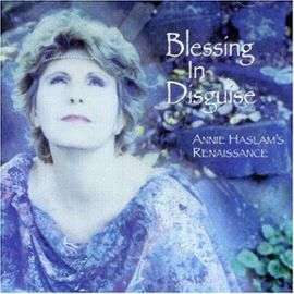 ANNIE HASLAM BLESSING IN DISGUISE