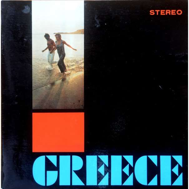 VARIOUS GREECE with the compliments of the national tourist organisation of Greece (with booklet) PROMO COPY