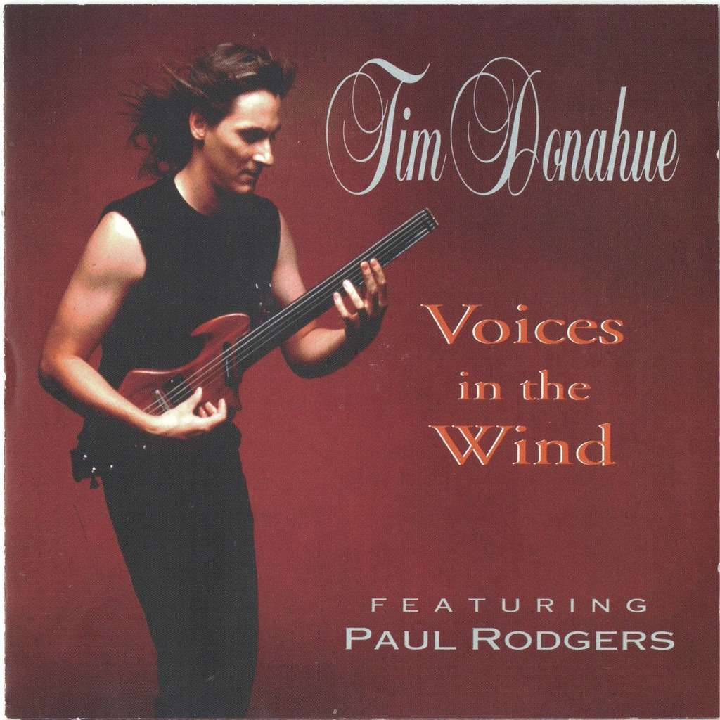 tim donahue Voices in the Wind featuring Paul Rodgers