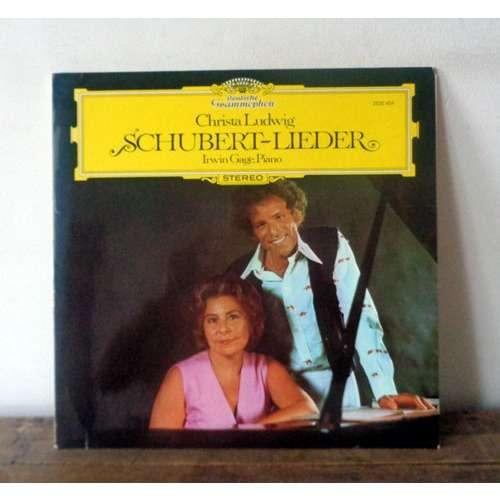CHRISTA LUDWIG & IRWIN CAGE SCHUBERT lieder