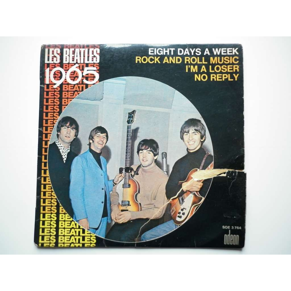 Les Beatles 1965 / Rock And Roll Music