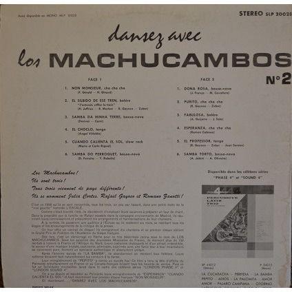 Los Machucambos Dansez Avec Los Machucambos N° 2