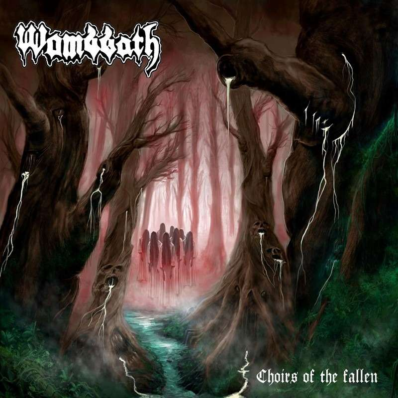 WOMBBATH Choirs of the Fallen. Black Vinyl