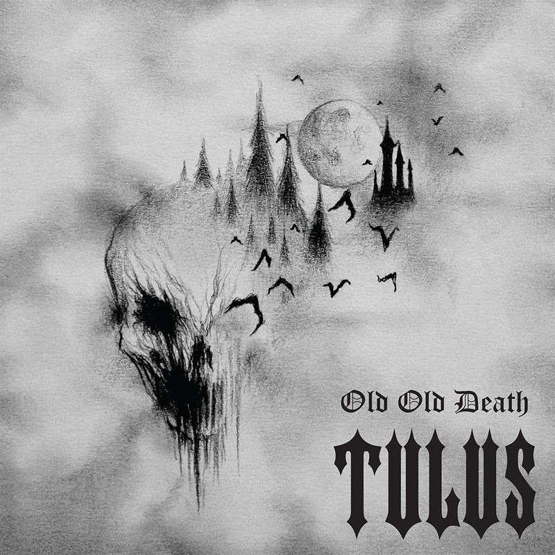 TULUS Old Old Death. Gold Vinyl