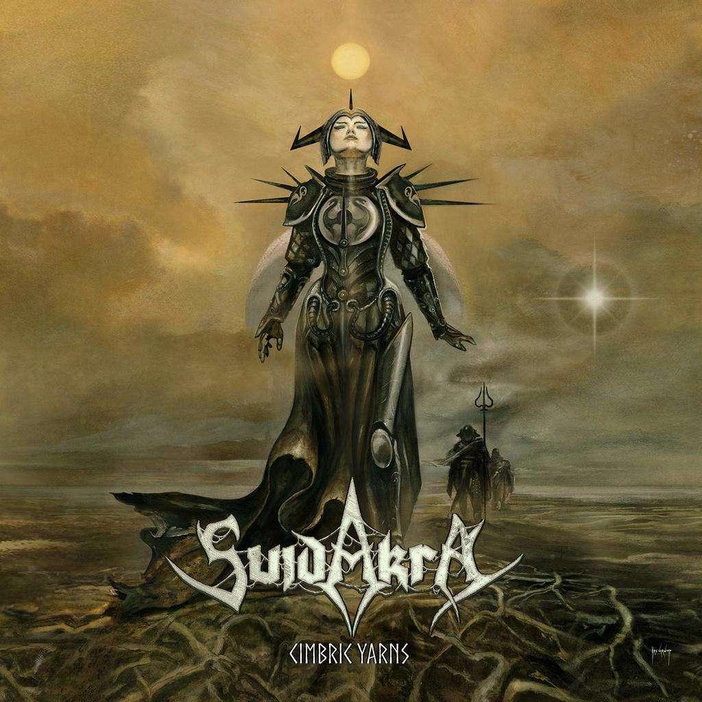 Suidakra Cimbric Yarns (cd) Ltd Edit Digipack -E.U