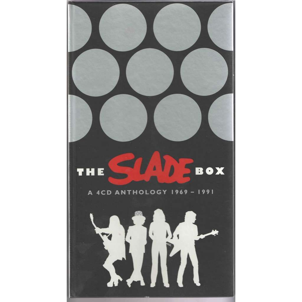 slade The Slade Box A 4CD Anthology 1969-1991