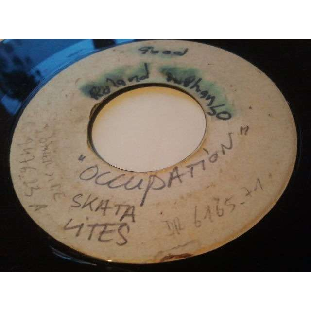 The Skatalites / Clive & Naomi with The Skatalites Music Is My Occupation / You Are Mine ORIG