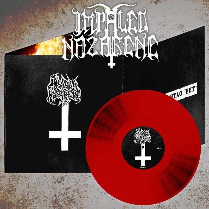 IMPALED NAZARENE Taog Eht Fo Htao Eht. Bloodred Vinyl
