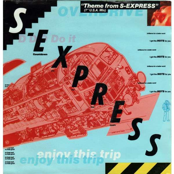 S-Express Theme From S-Express