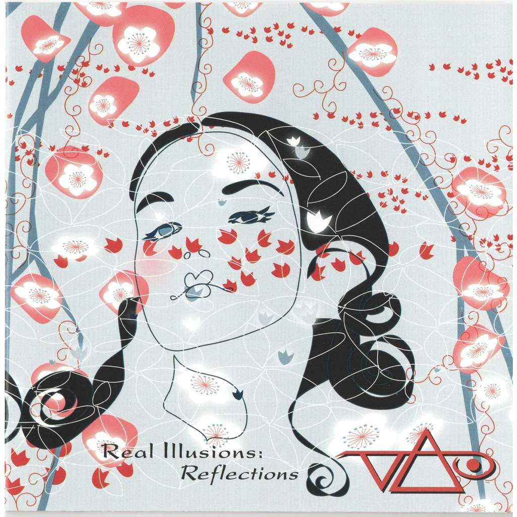 steve vai Real Illusions: Reflections