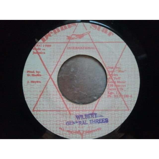 General Threes Wilbert / Version ORIG