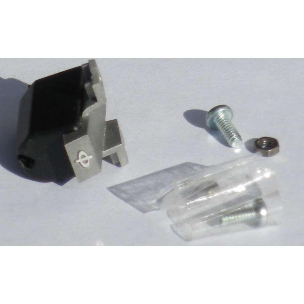 Cartridge Shure M97x Sans diamant No stylus.