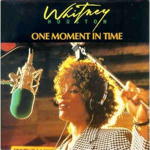 Whitney Houston One Moment In Time