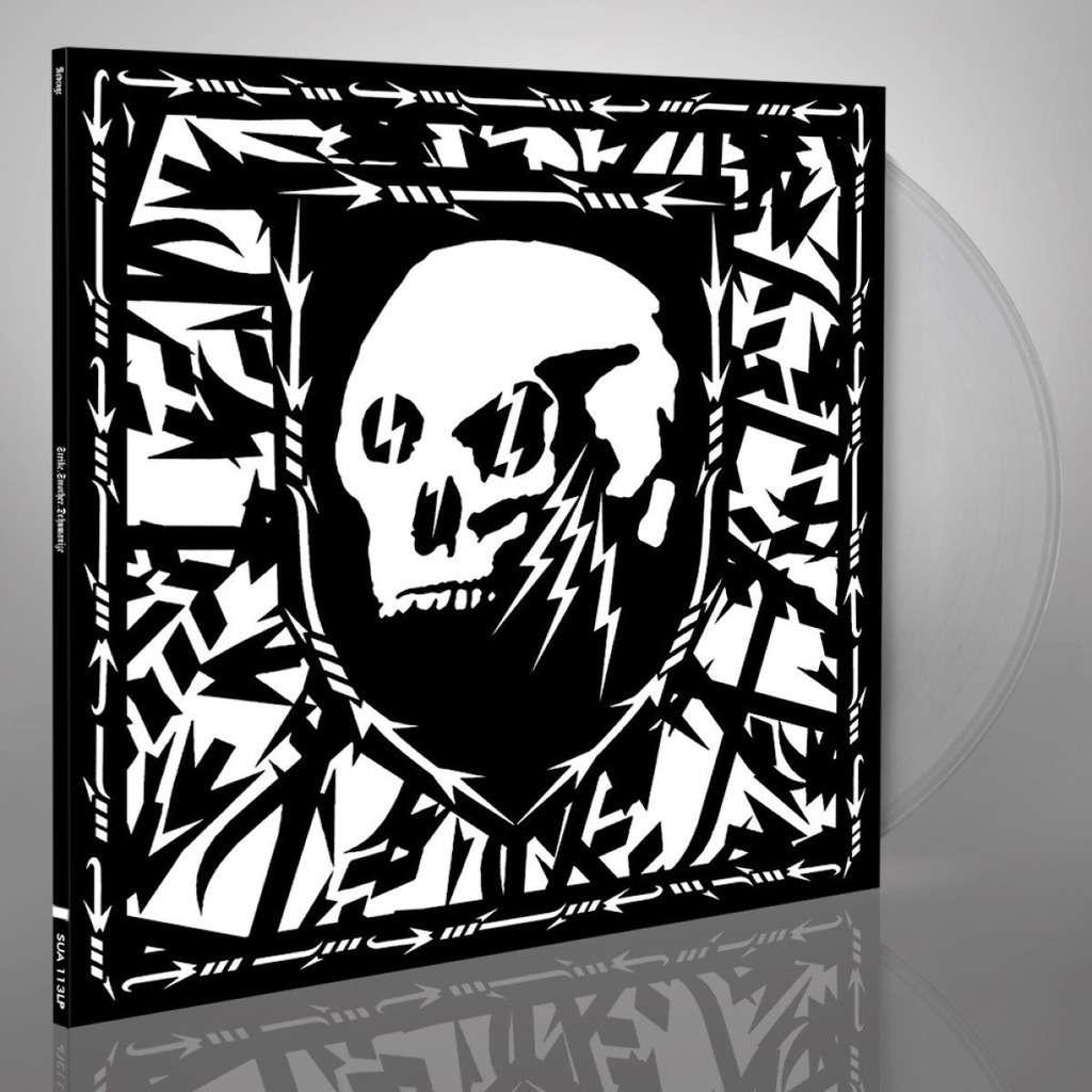 REVENGE Strike.Smother.Dehumanize. Clear Vinyl