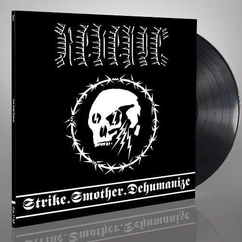REVENGE Strike.Smother.Dehumanize. Black Vinyl