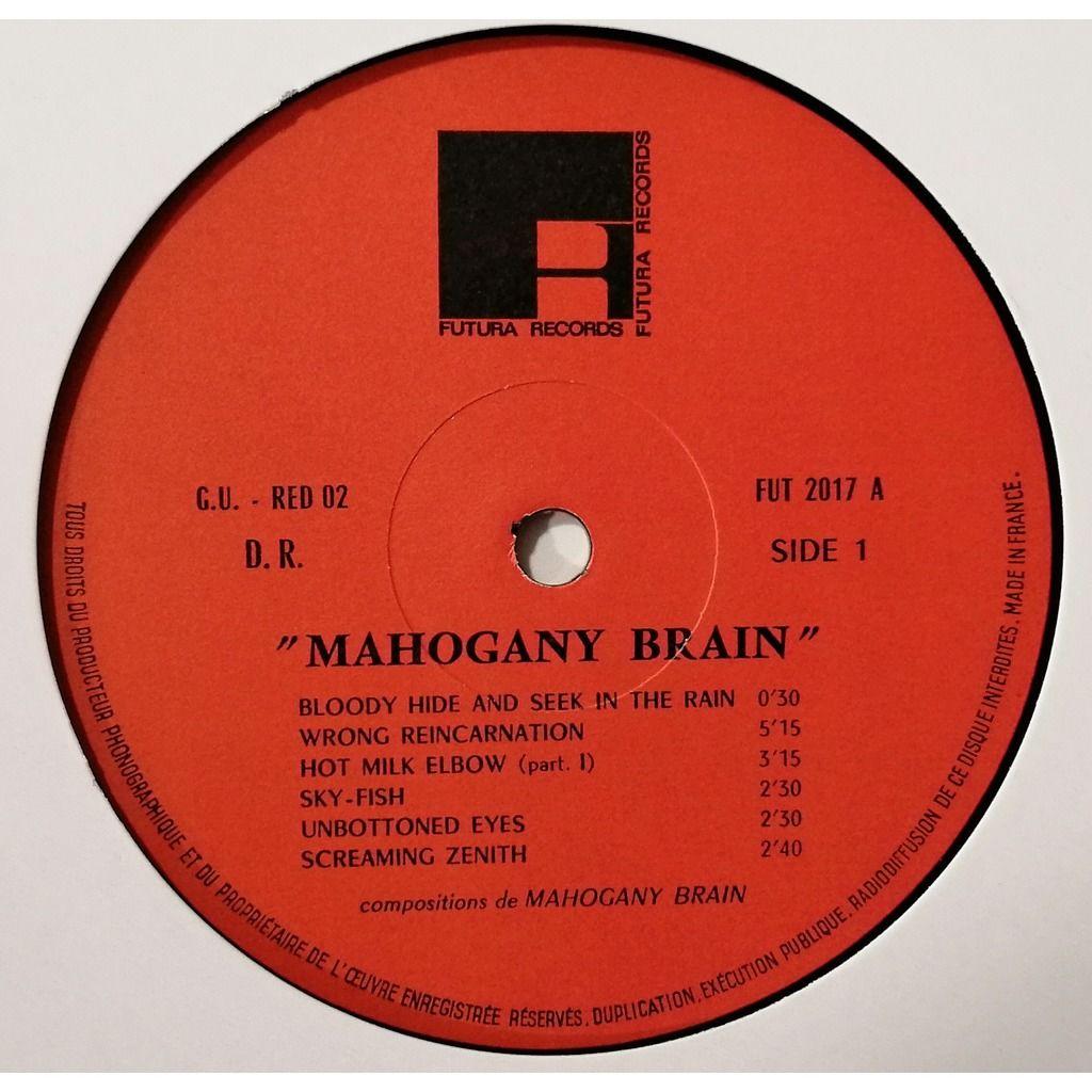 Mahogany Brain With (Junk-Saucepan) When (Spoon-Trigger) (psych/prog)