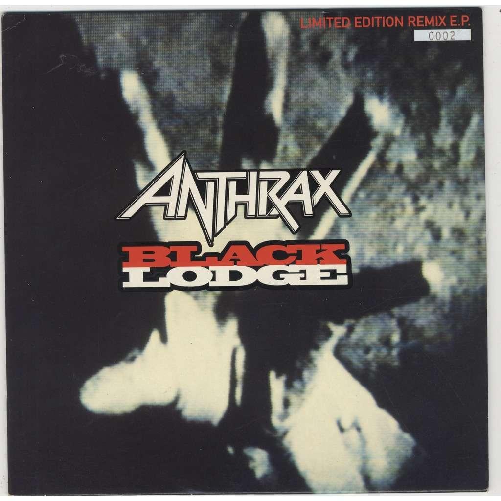 ANTHRAX BLACK LODGE LTD 10 INCH # 0002