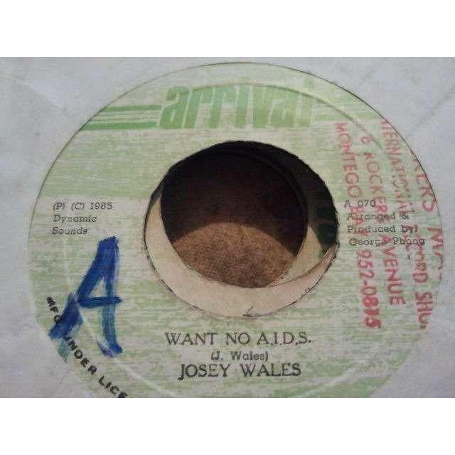 Josey Wales Want No A.I.D.S. / Version ORIG