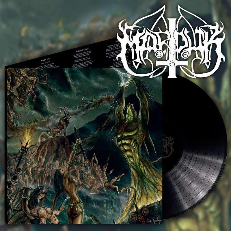 MARDUK Opus Nocturne. Black Vinyl