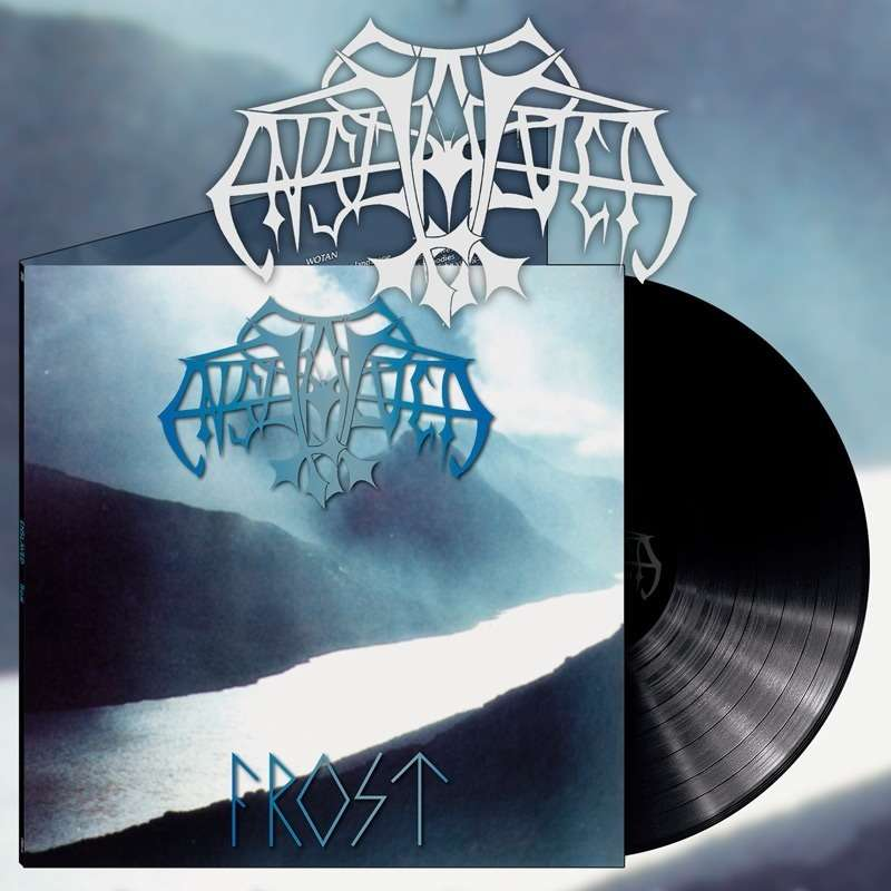 ENSLAVED Frost. Black Vinyl