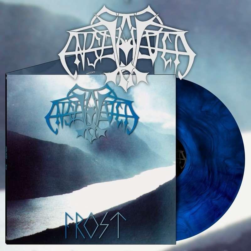 ENSLAVED Frost. Blue Galaxy Vinyl