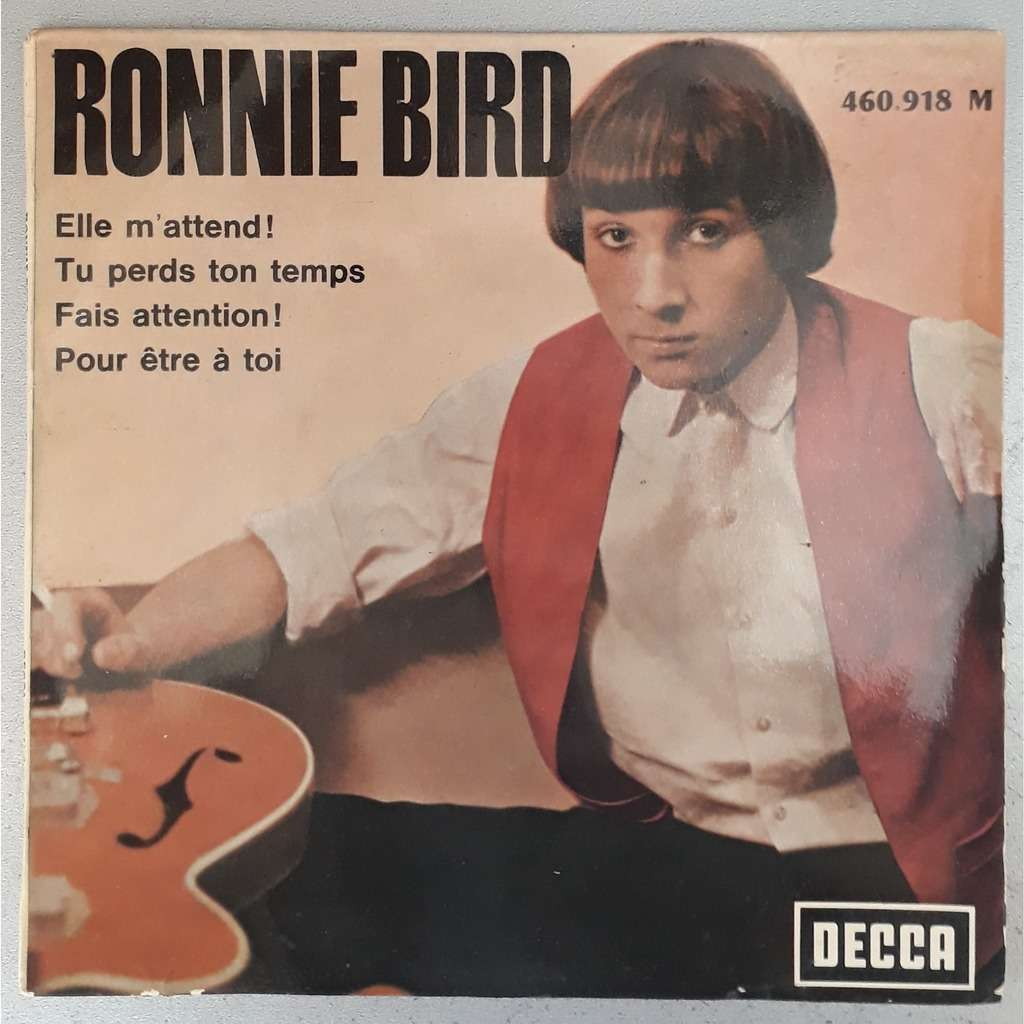 Ronnie Bird Elle M'attend !