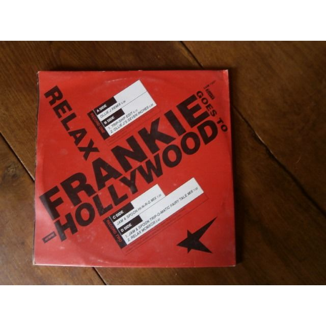 frankie goes to hollywood relax (promo)