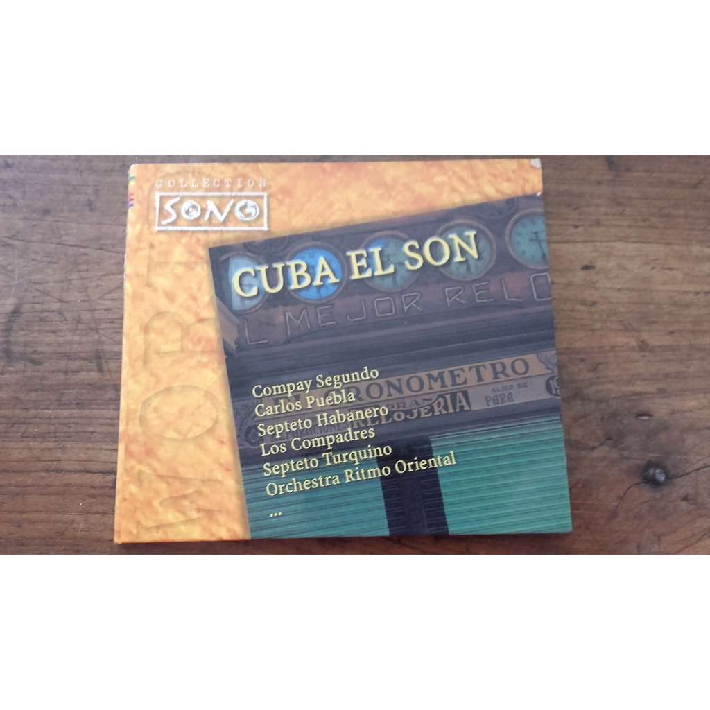 compilation Cuba Cuba el Son