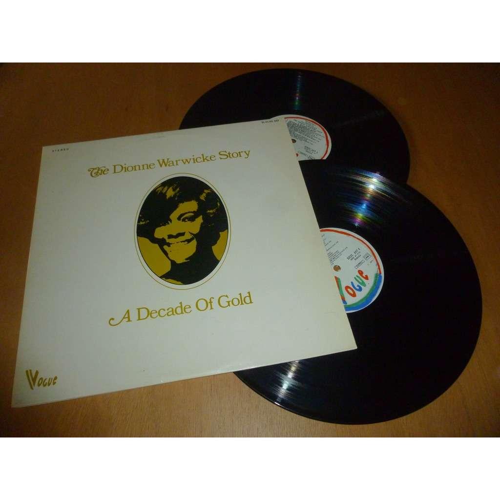 Dionne Warwick The Dionne Warwicke Story - A Decade Of Gold