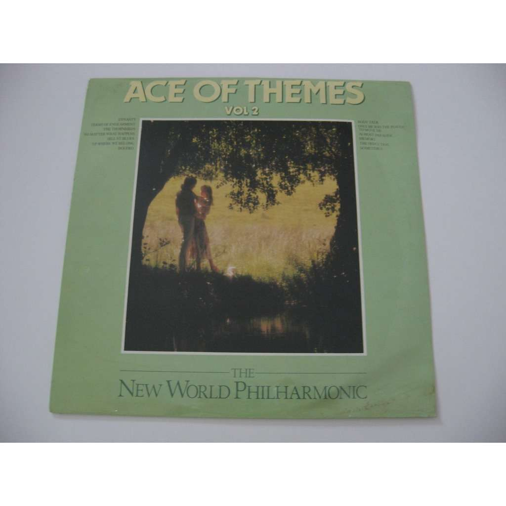 The New World New World Philharmonic Ace Of Themes - Volume 2