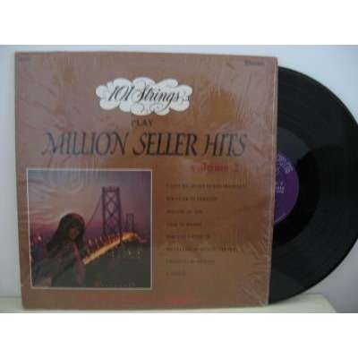 101 Strings Orchestra Play Million Seller Hits