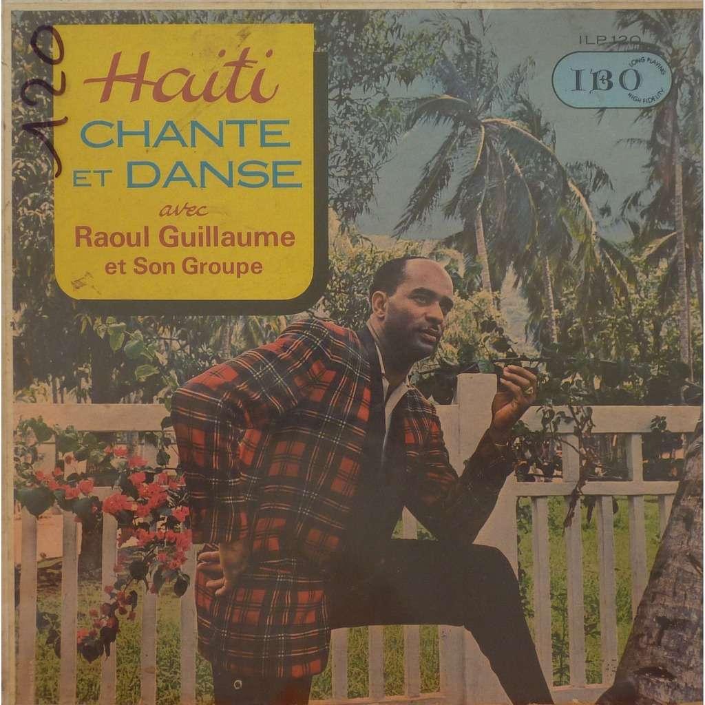 raoul guillaume et son groupe haiti chante et danse