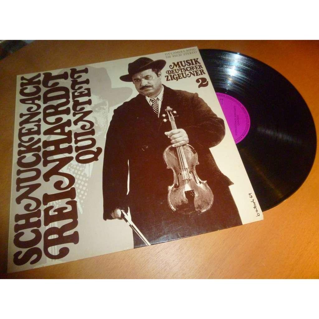 Schnuckenack Reinhardt Quintet Musik deutscher Zigeuner 2