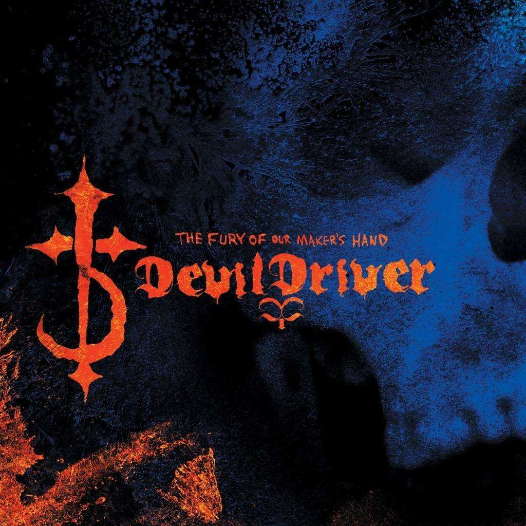 DevilDriver The Fury Of Our Maker's Hand (cd)