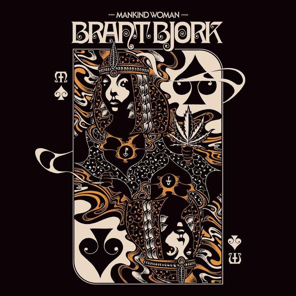 Brant Bjork Mankind Woman (cd)